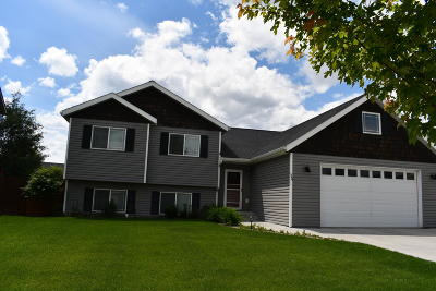 Flathead County Single Family Home For Sale: 124 Cyclone Drive