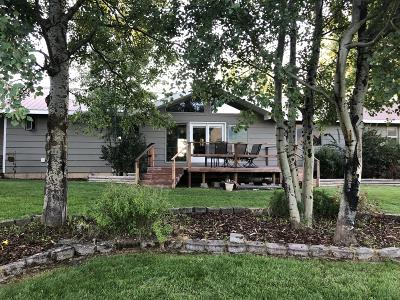 Columbia Falls, Hungry Horse, Martin City, Coram Single Family Home For Sale: 155 Eastland Xrd