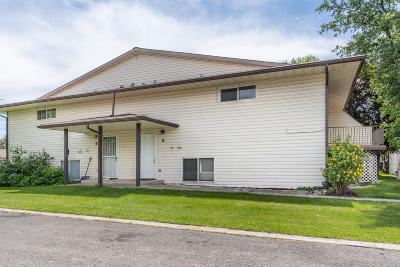 Flathead County Single Family Home Under Contract Taking Back-Up : 309 Kelly Road