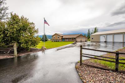 Kalispell Single Family Home For Sale: 16 Farmland Acres Drive