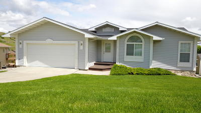 Great Falls, Black Eagle, Belt, Ulm Single Family Home Under Contract Taking Back-Up : 2705 Greenbriar Drive
