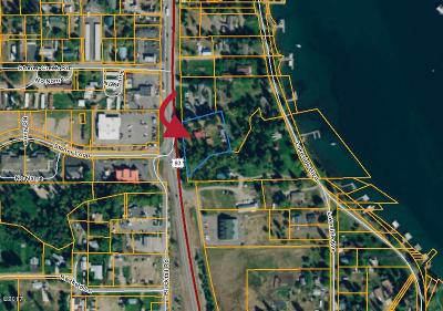 Lakeside Commercial For Sale: 7285 Us Highway 93 South