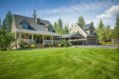 Kalispell Single Family Home For Sale: 77 Larch Lane