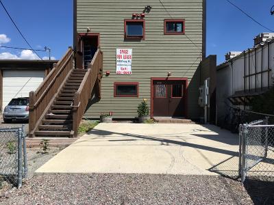 Flathead County Commercial Lease For Lease: Spokane Avenue