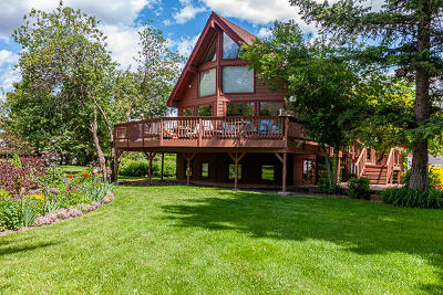 Kalispell Single Family Home For Sale: 315 Anderson Lane