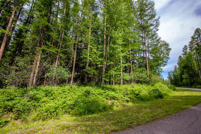 Whitefish Residential Lots & Land For Sale: 305 Shady River Lane