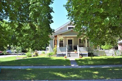 Kalispell Single Family Home Under Contract Taking Back-Up : 1048 2nd Avenue East