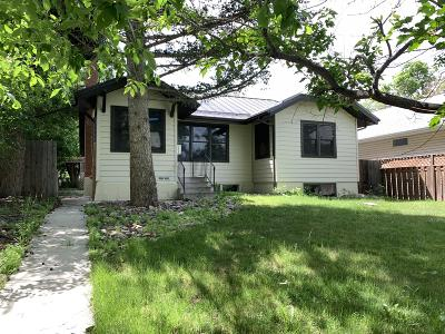Great Falls Single Family Home For Sale: 2316 3rd Avenue North
