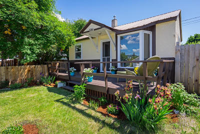 Columbia Falls Single Family Home Under Contract Taking Back-Up : 226 4th Street West