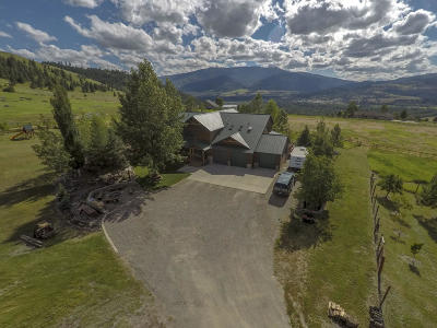 Missoula Single Family Home For Sale: 3477 Trails End Road