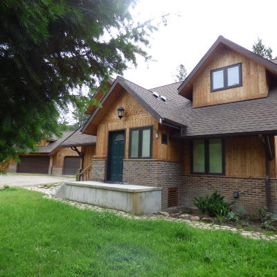 Missoula Single Family Home For Sale: 10460 Point 6 Road