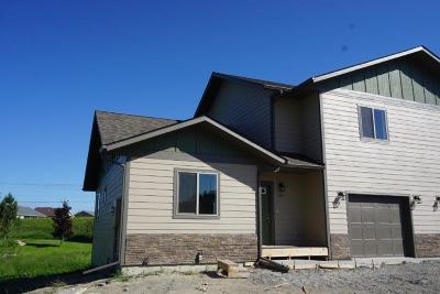 Flathead County Single Family Home Under Contract Taking Back-Up : 107 William Court