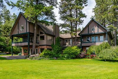 Bigfork Single Family Home For Sale: 32945 Driftwood Lane
