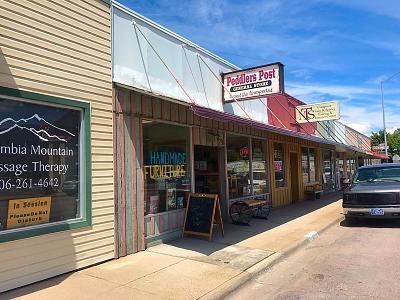 Columbia Falls Commercial For Sale: 426 Nucleus Avenue