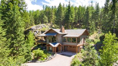 Bigfork Single Family Home For Sale: 330 Rocky Woods Lane