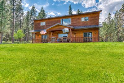 Hamilton Single Family Home For Sale: 349 Nighthawk Lane