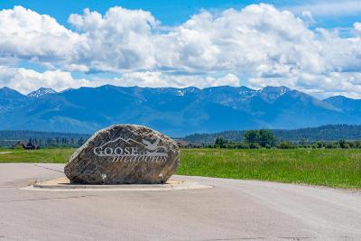 Kalispell Residential Lots & Land For Sale: 94 Goose Lane