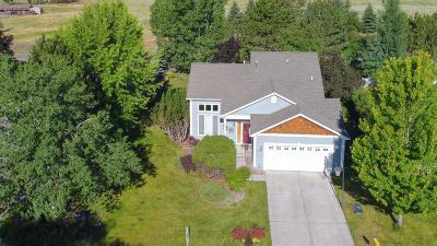 Missoula Single Family Home For Sale: 4001 Fieldstone Crossing