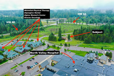 Flathead County Commercial For Sale: 6111 Us-93