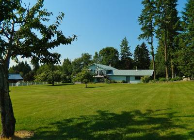 Kalispell Single Family Home For Sale: 2370 Foothill Road
