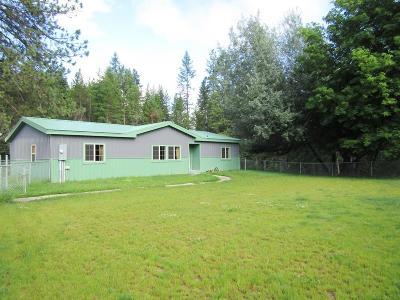 Lincoln County Single Family Home For Sale: 20 Treasure Mountain Lane