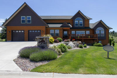 Polson MT Single Family Home For Sale: $571,000