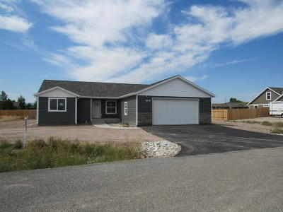 Helena Single Family Home For Sale: 1016 Mortise Loop