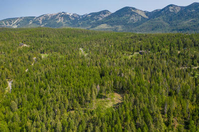 Whitefish Residential Lots & Land For Sale: 160 Cedar Hill Road