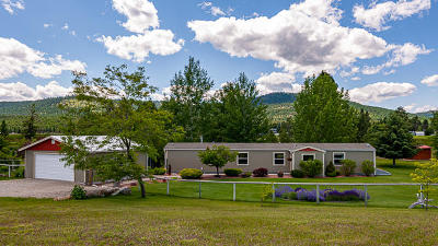 Kalispell Single Family Home For Sale: 110 Marvin's Way