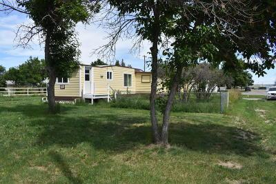Conrad Single Family Home For Sale: 19 South Washington Street