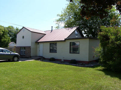 Flathead County Single Family Home For Sale: 1030 5th Street West