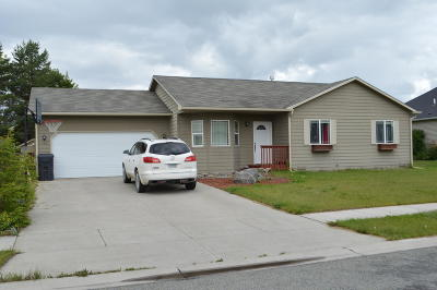 Kalispell Single Family Home For Sale: 183 Blue Crest Drive