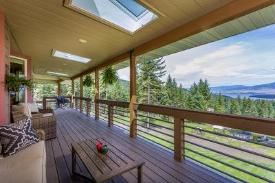 Lake County Single Family Home For Sale: 41360 Wilderness Valley Road