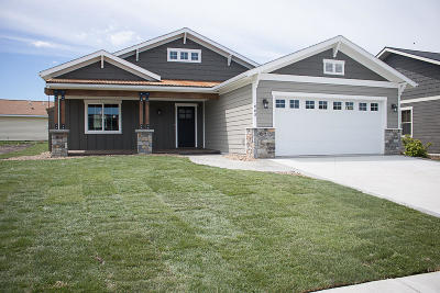 Kalispell Single Family Home Under Contract Taking Back-Up : 665 Corporate Drive