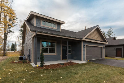Flathead County Single Family Home For Sale: 263 Forest Edge Trail