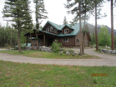 Bigfork Single Family Home For Sale: 12799 Red Owl Trail