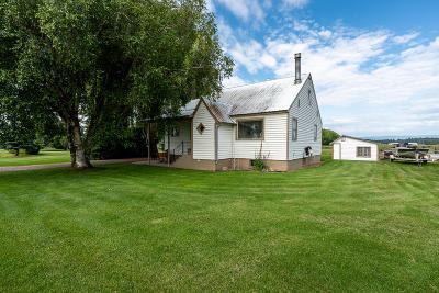 Flathead County Single Family Home Under Contract Taking Back-Up : 1300 Helena Flats Road