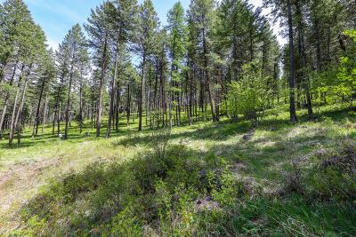 Polson Residential Lots & Land For Sale: Nhn Jette Lake Trail