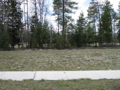 Whitefish Residential Lots & Land For Sale: 180 Brimstone Drive