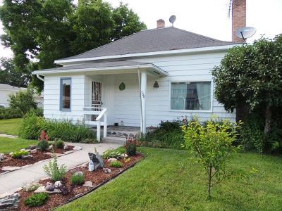 Plains Single Family Home Under Contract Taking Back-Up : 400 Pierce Street