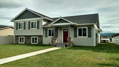 Kalispell Single Family Home For Sale: 170 Battle Ridge Drive