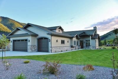 Missoula Single Family Home For Sale: 1003 Anglers Bend Way