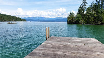 Lakeside Single Family Home For Sale: 533 Hughes Bay Road