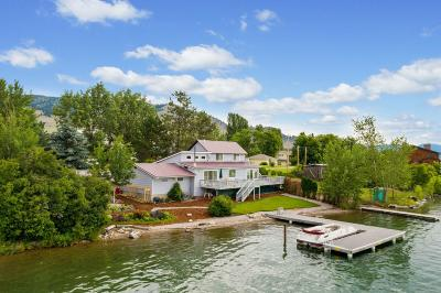 Lake County Single Family Home Under Contract Taking Back-Up : 43437 D Street