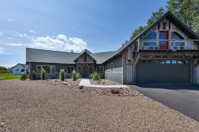 Whitefish Single Family Home For Sale: 992 Preserve Parkway
