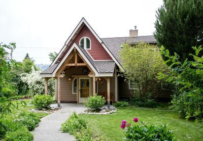 Hamilton Single Family Home For Sale: 411 South 7th Street