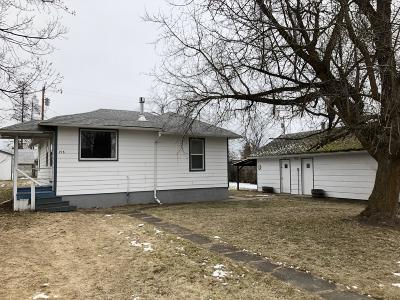 Lake County Single Family Home For Sale: 218 2nd Avenue South East
