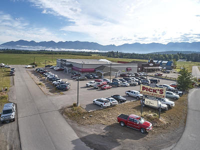 Flathead County Commercial For Sale: 2855 Mt-82
