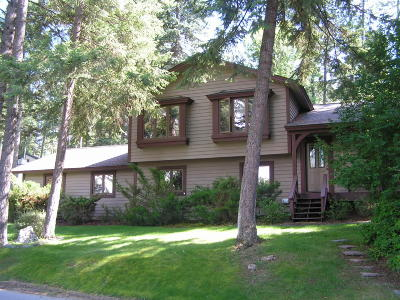 Flathead County Single Family Home For Sale: 200 Eagle Bend Drive