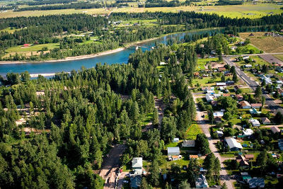 Columbia Falls Residential Lots & Land Under Contract Taking Back-Up : 2 Cedar Pointe Loop